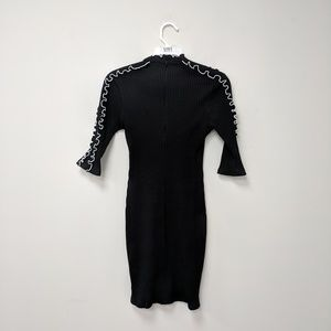 Amanda Uprichard Dresses - Amanda Uprichard Black Women's Dress